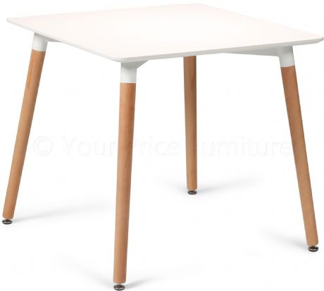 Eiffel Designer Dining Table Square Small Sale Now On Your Price Furniture